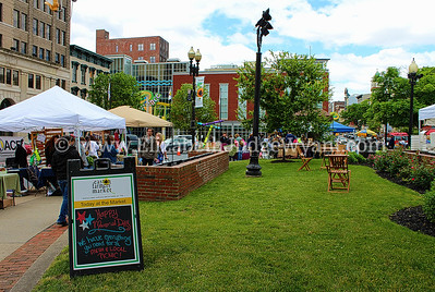 Easton Farmers Market, Easton, PA  5/25/2013