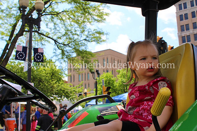 Easton Farmers' Market - Kids Farm Day 5/17/2014