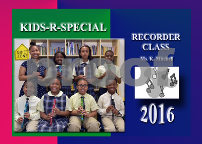 Recorder Music Class