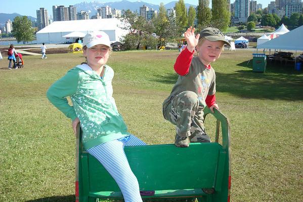 Kid's fest trip 08