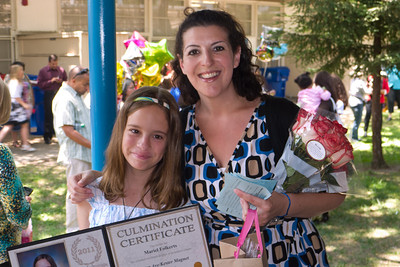 Mariel 5th Grade Culmination