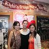 Stephanie Chai, Hannah Lo, Carmen Soo
