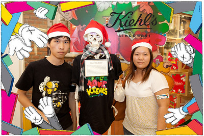 Kiehl's Christmas Party 2009