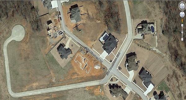 Kim & Brads New House Bentonville AR