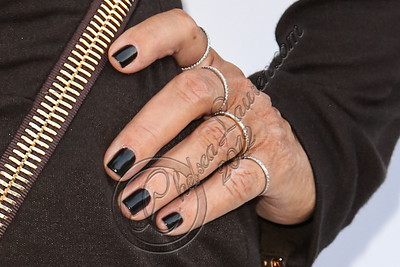 SANTA MONICA, CA - SEPTEMBER 25:  Television personality Kris Jenner (nail polish and jewelry detail) attends Kin Kardashian hosts the Midori Makeover Parlour at Fred Segal on September 25, 2012 in Santa Monica, California.  (Photo by Chelsea Lauren/WireImage)