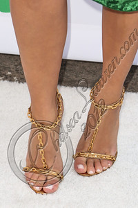 SANTA MONICA, CA - SEPTEMBER 25:  Television personality Kim Kardashian (shoe detail) hosts the Midori Makeover Parlour at Fred Segal on September 25, 2012 in Santa Monica, California.  (Photo by Chelsea Lauren/WireImage)