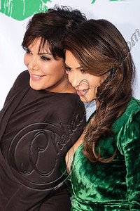 SANTA MONICA, CA - SEPTEMBER 25:  Television personalities Kris Jenner (L) and Kim Kardashian attend Kim Kardashian hosts the Midori Makeover Parlour at Fred Segal on September 25, 2012 in Santa Monica, California.  (Photo by Chelsea Lauren/WireImage)