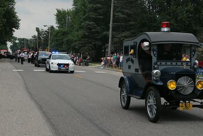 2014 Kimball Days Parade