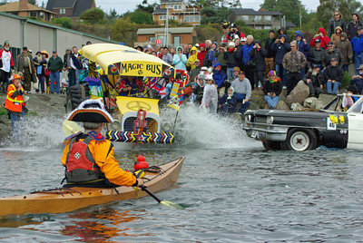Kinetic Sculpture Race 2008
