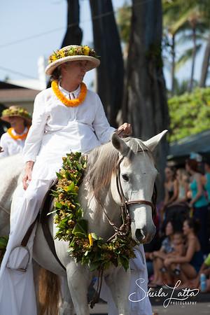 King Kamehameha Parade 2014