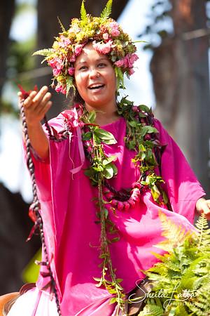 King Kamehameha Parade 2012