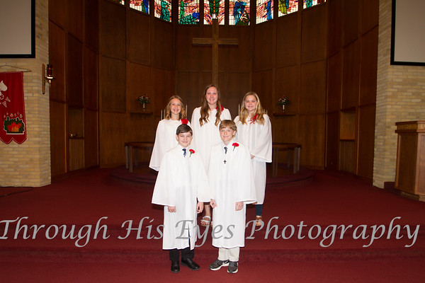 King of Kings Confirmation 2017