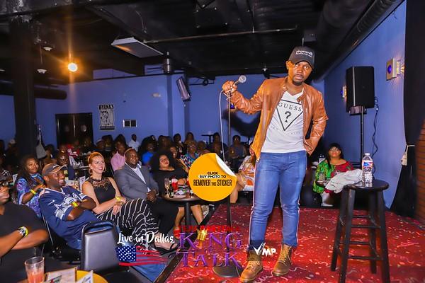 King of Talk Teju Babyface Dallas