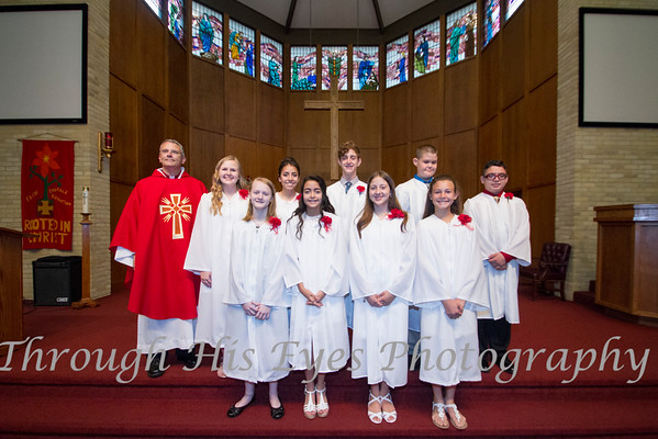 Kings of Kings Confirmation 2016