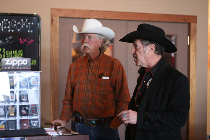 Steven Fromholz and Kinky Friedman