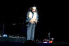 Kitaro greeted audience with a bow.
