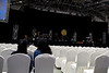 VIP seating.