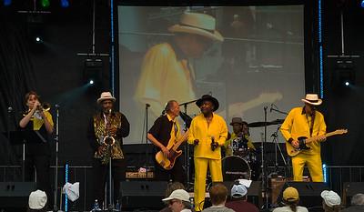 Jackie Payne and the Steve Edmonson Band