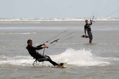 Kite Surfers