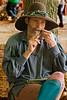 9/09:  Playing Jew's Harp at Koh-Koh-Mah