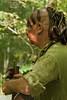 9/09:  Native American re-enacted  at Koh-Koh-Mah
