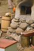 9/09:  Bake-oven at Koh-Koh-Mah