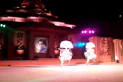 Chhow Dance, Purulia, West Bengal.A short video clip shot on Samsung Galaxy S phone.