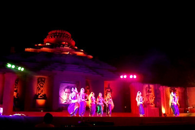 Odissi Dance, Nupur Group, Bhubaneshwar, Orissa. A short video clip shot on Samsung Galaxy S phone.