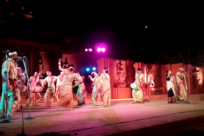 Bihu Dance - Assam Bihu Dance Group, Assam. A short video clip shot on Samsung Galaxy S phone.