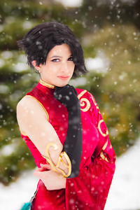 Lyra Bird Cosplay | Cinder Fall