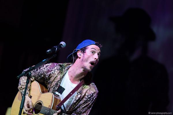 Graham Candy Konzert, Stadthalle Wien, 18. Mai 2016
