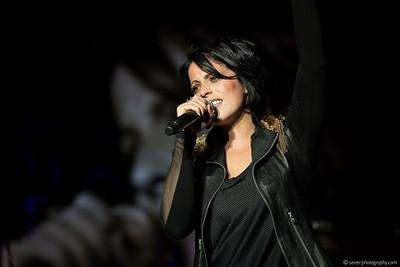 Stefanie Kloss von Silbermond, Konzert in der Wiener Stadthalle, 18. Mai 2016