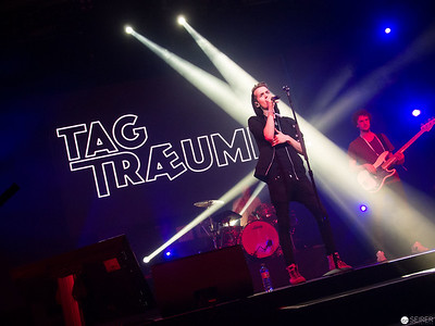 Tagträumer performing at 4GameChangers Festival at Marx Halle