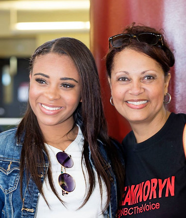 Koryn Hawthorne - The Voice Finalist 2015