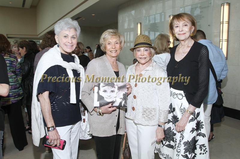IMG_0074 Sky Albert, Loretta Stambler, Elaine Strauss & Adele Abramson