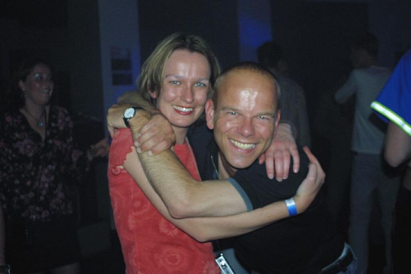 Martin and Sjoerd