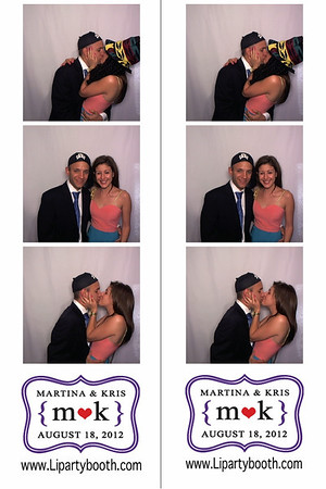 Kris & Martina's Wedding 8-18-12