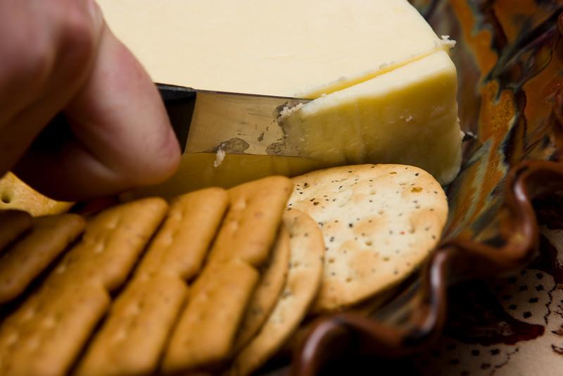 Cheese slicing