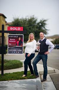 Kristin & Paul's New Home