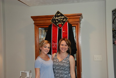 Kristin and Nicole Graduation Party
