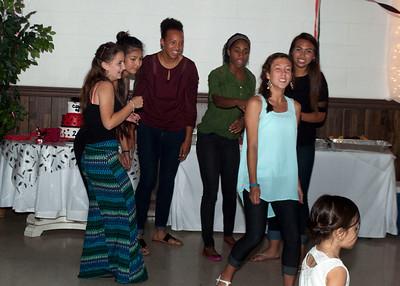 Kristina & Friends Dancing