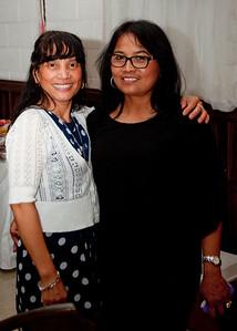 Linda & Myrna