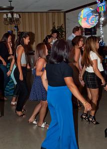 Kristina and Dancing