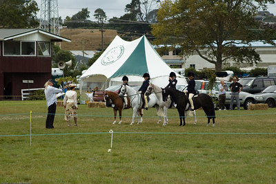 Judgement Agricultural and Pastoral Show Kumeu New Zealand - 11 Mar 2007