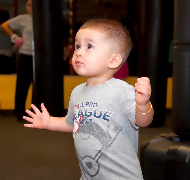 JWKFA Kickboxing