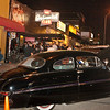 The Continental Club & custom cars