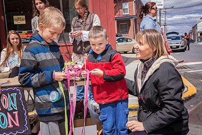 Kutztown Community Block Party 2014. Patriot photos by Roxanne Richardson