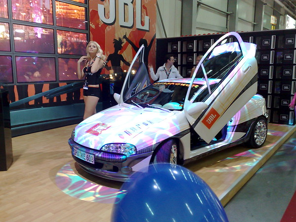 Kyiv Automotive Show 2008