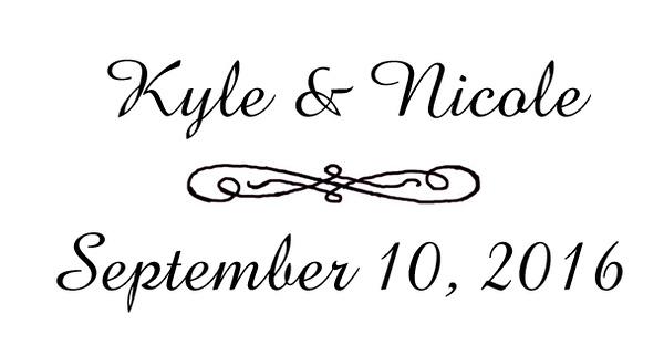 Kyle and Nicole