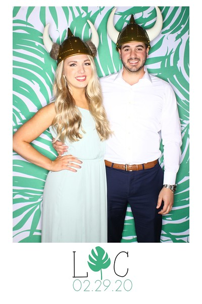 L & C Wedding